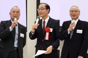 第1回「日本の医療と医薬品等の未来を考える会」を開催
