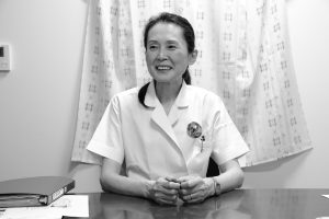 第100回 超高齢社会も視野に入れて足病治療のトップ目指す
