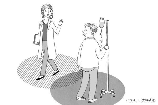 第88回 医師と患者の適度な距離感