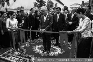 日本の「医療輸出」でカンボジアに病院誕生