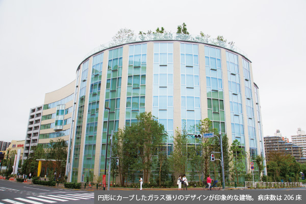 江東リハビリテーション病院(東京都江東区)