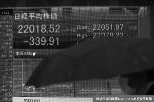 第116回 市場関係者が懸念する「新たなアベノリスク」