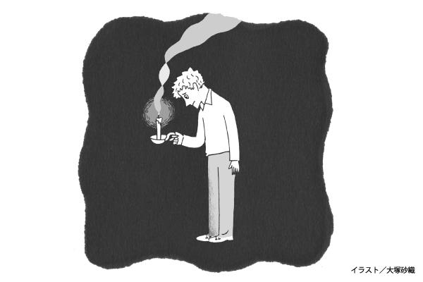医師の「燃え尽き症候群」