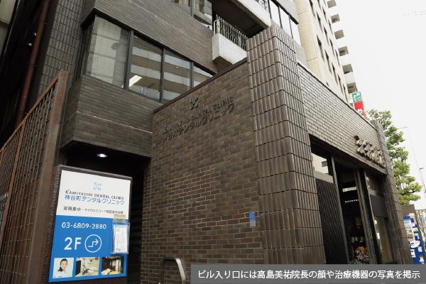 キャップスクリニック代官山T-SITE(東京都渋谷区)