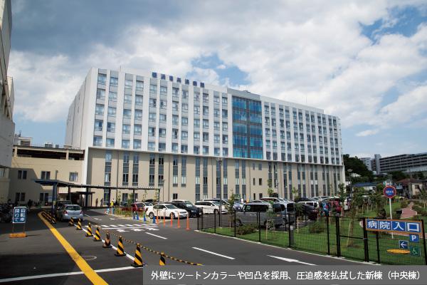 横浜南共済病院(神奈川県横浜市)