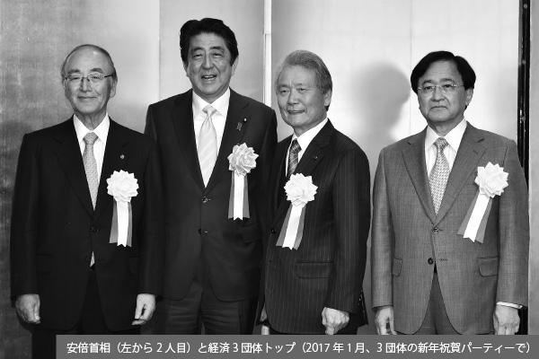 「強欲資本主義」の姿を露呈した日本経済