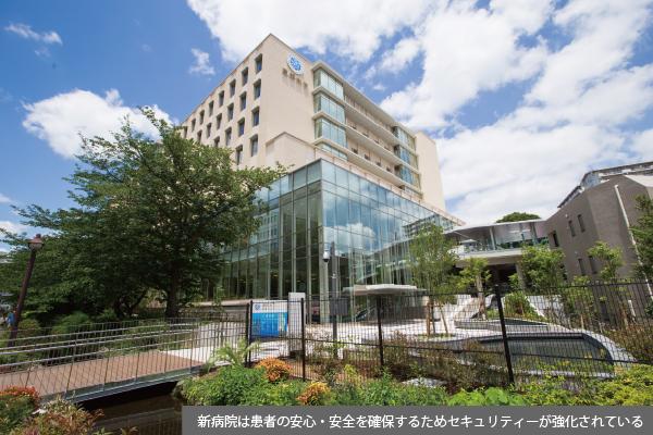 東邦大学医療センター大橋病院(東京目黒区)
