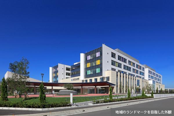埼玉石心会病院(埼玉県狭山市)