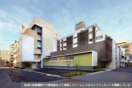 板倉病院(千葉県船橋市)