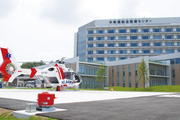 中東遠総合医療センター(静岡県掛川市)