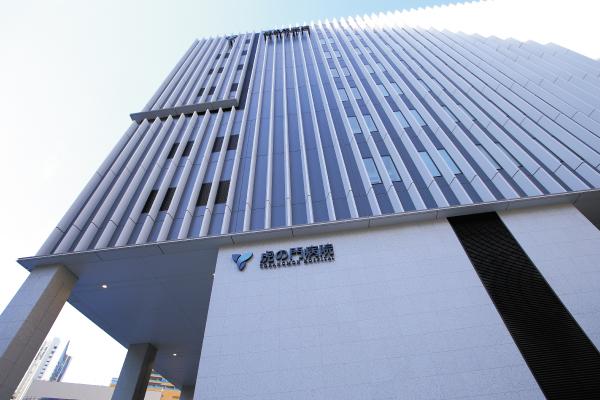 虎の門病院(東京都港区)