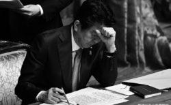 危機そのものより「対応能力」疑われる安倍首相