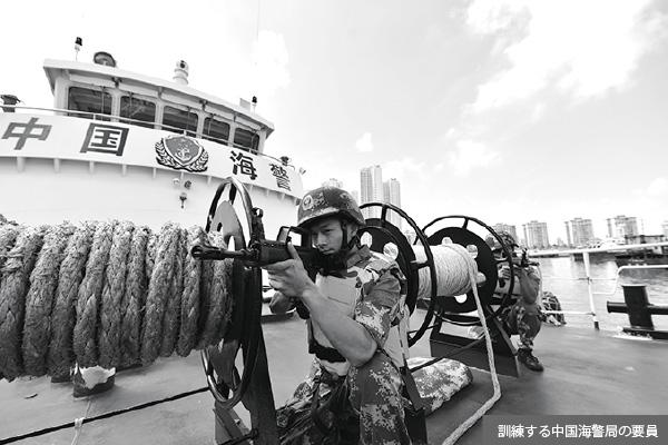 中国「法治」の矛先は香港から東シナ海・尖閣へ
