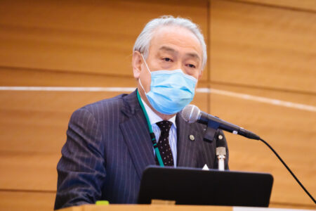 尾﨑治夫 東京医師会