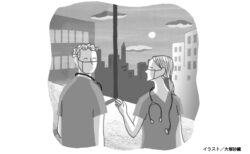 コロナ禍で必要な医師の「心のケア」